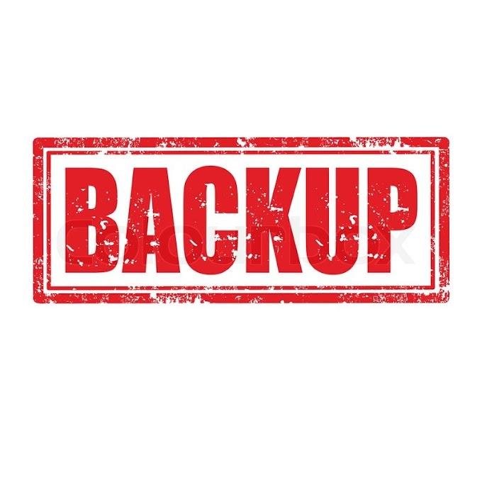 BackUp Otomatis Dokumen Microsoft Word
