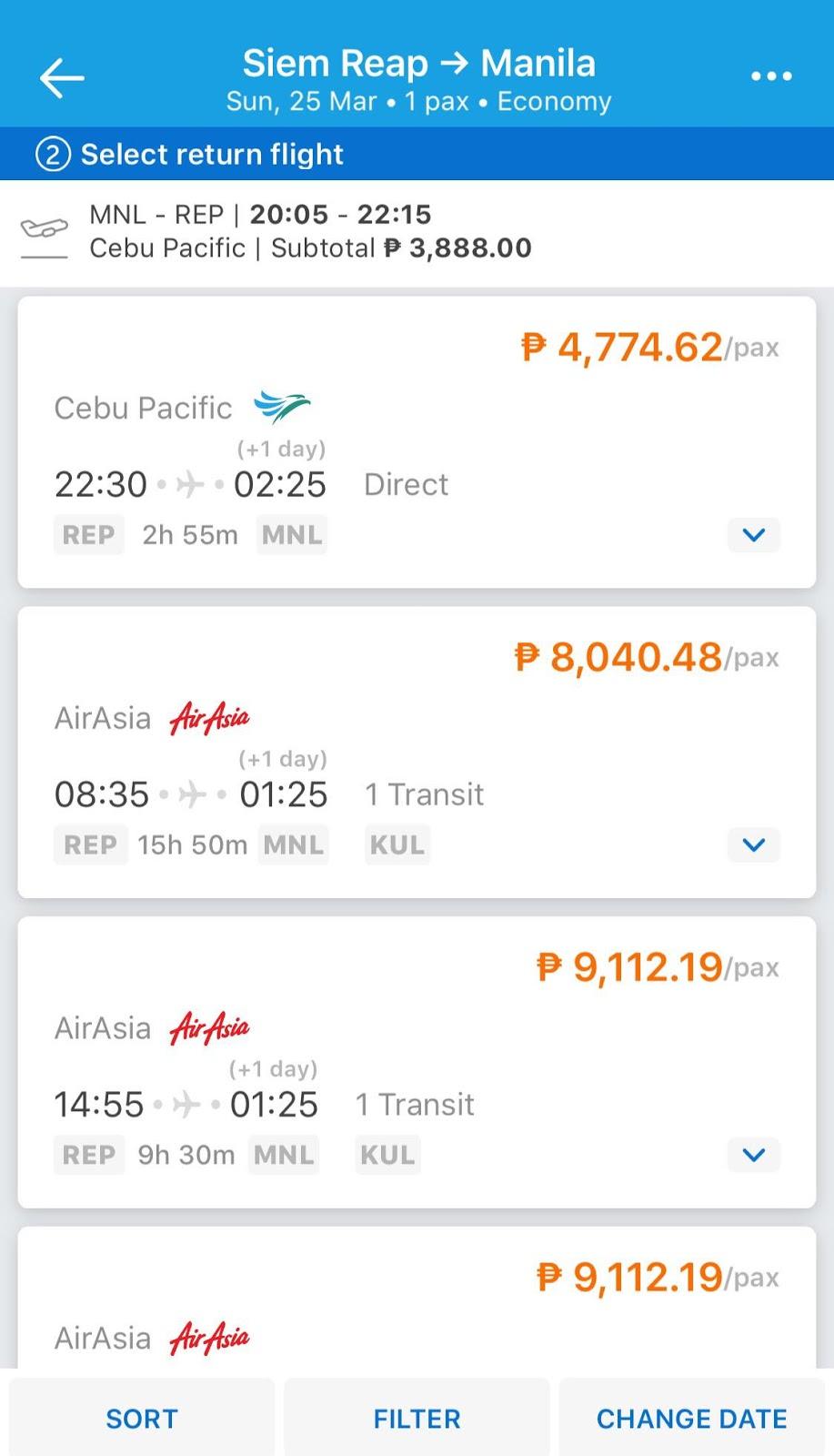 Manila To Ho Chi Minh Travel Time