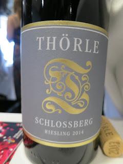 Thörle Saulheimer Schlossberg Riesling 2014 - Rheinhessen, Germany (91 pts)