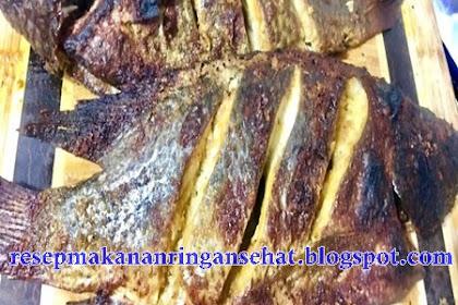 Resep Ikan Bakar Kecap Enak