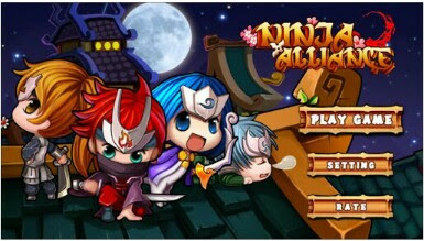 Download Ninja Alliance Mod Apk (Unlimited Money)