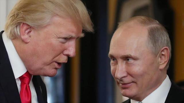 Miembros de la OTAN, alarmados por 'concesiones' de Trump a Putin