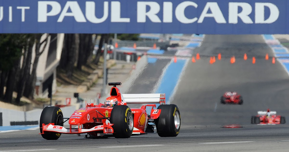 french grand prix returning to paul ricard from 2018. Black Bedroom Furniture Sets. Home Design Ideas