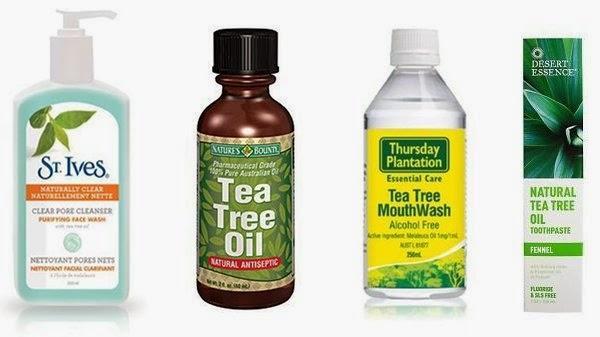 Benefits of Tea Tree Oil As A Spot Treatment