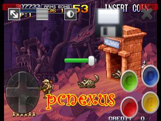 metal slug x neodroid android