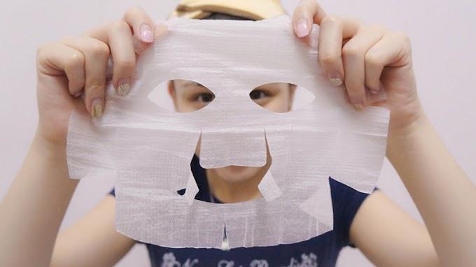 Review mặt nạ giấy Kose làm trắng da