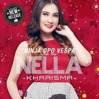 Lirik Lagu Nella Kharisma - Ninja Opo Vespa