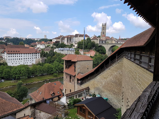 Cathedrale Fribourg