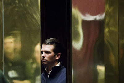 Is Donald Trump, Jr., Accepting any penalty for the White House?