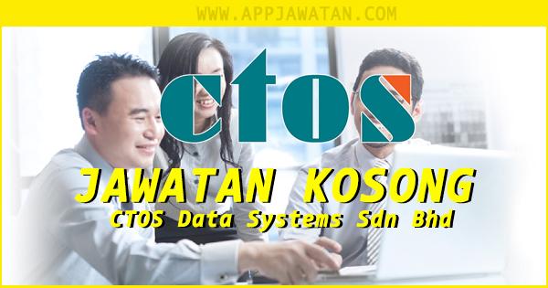 Jawatan Kosong CTOS Data Systems Sdn Bhd
