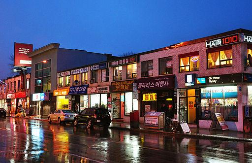 世界のコリアタウンtop10と 海外に住むコリアン 韓国系 朝鮮系 の国