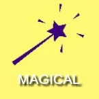 magical book icon
