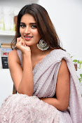 Nidhi Agarwal at Ismart Successmeet-thumbnail-20