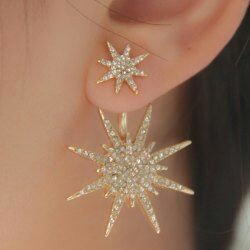 19 Latest Earring Style Gold Danglers