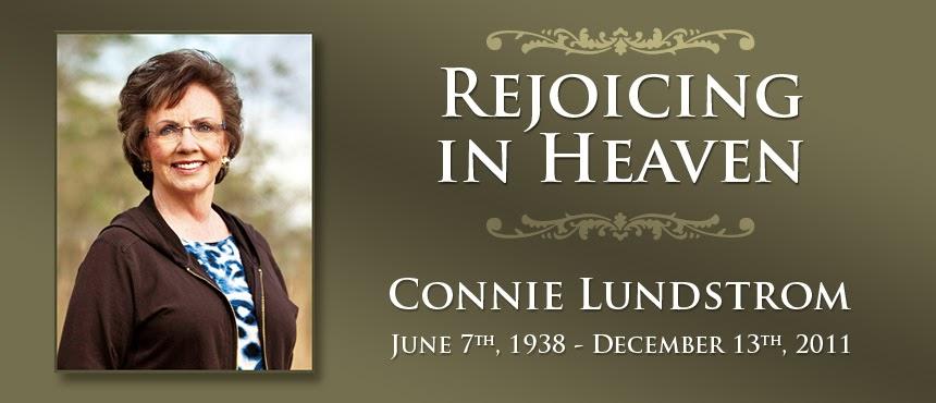 Minnesota Church News Quot Rejoicing In Heaven Quot Connie
