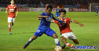 Persib Bandung Ditahan Imbang Persija Jakarta 0-0