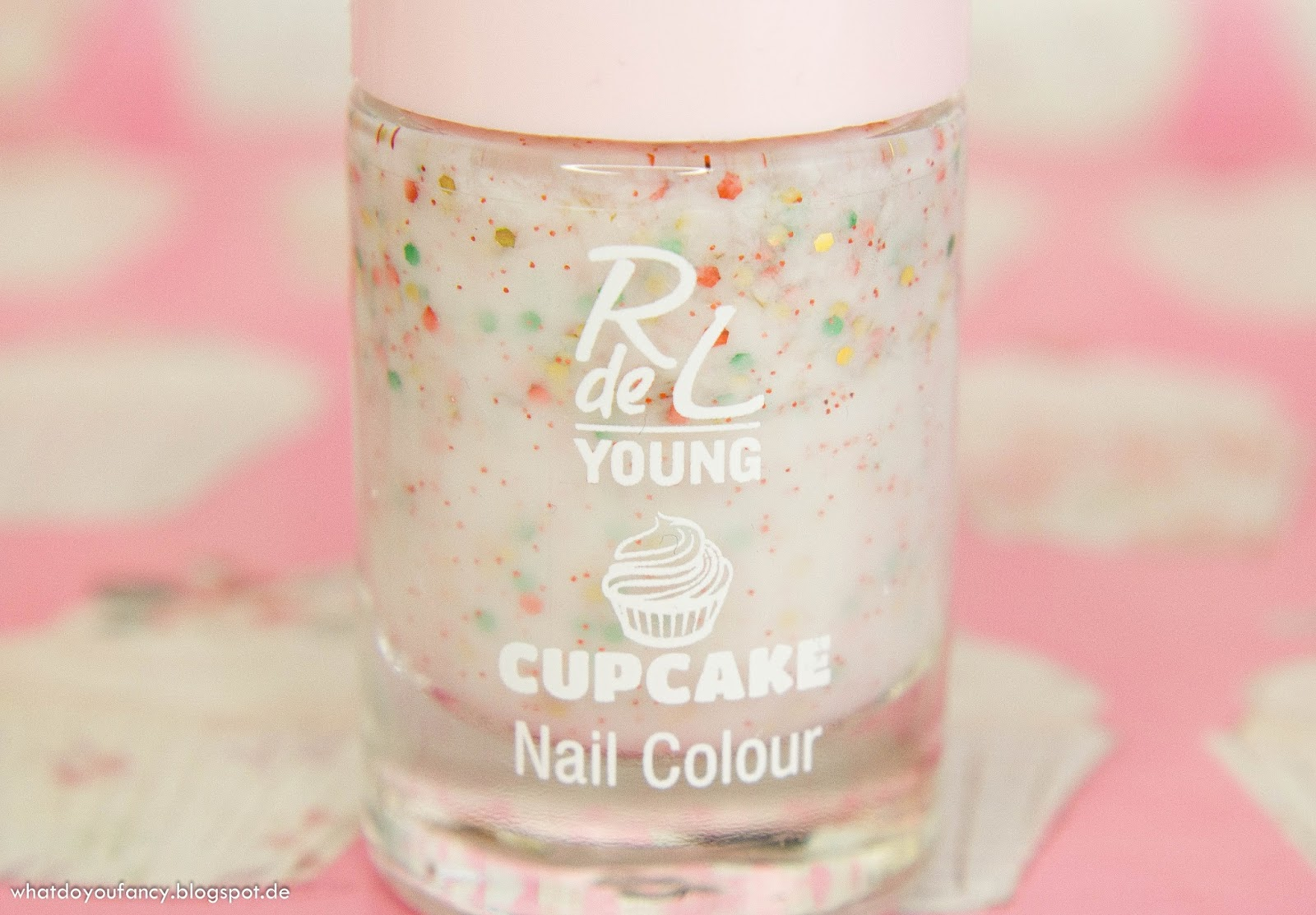 Rival de Loop Young Cupcake LE & Give-Away