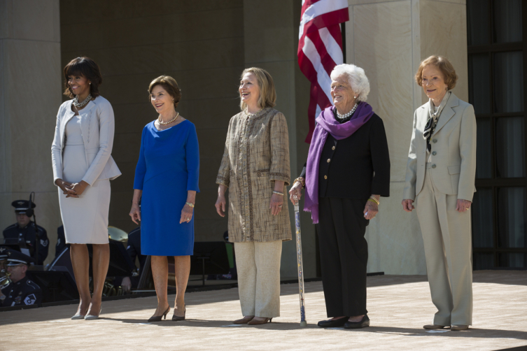 Nothing Like a Name: First Names of the First Ladies #1