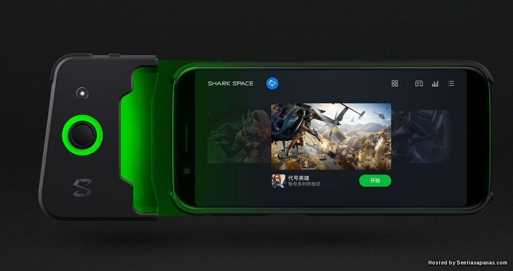 'Black Shark' Xiaomi 'Smartphone' Khas Buat Gamer!