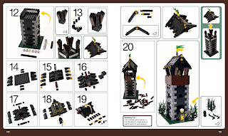 Lego Adventure Book Volume 2, Fortress