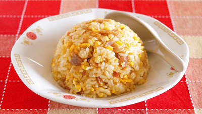 Basic Chahan (Japanese Fried Rice 炒饭 Recipe)