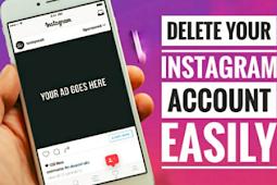 Deleted Instagram Account (update)