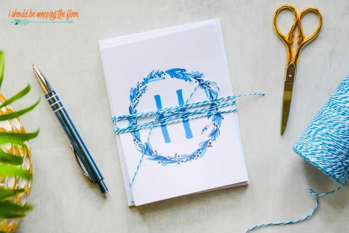 Monogrammed Gift Ideas