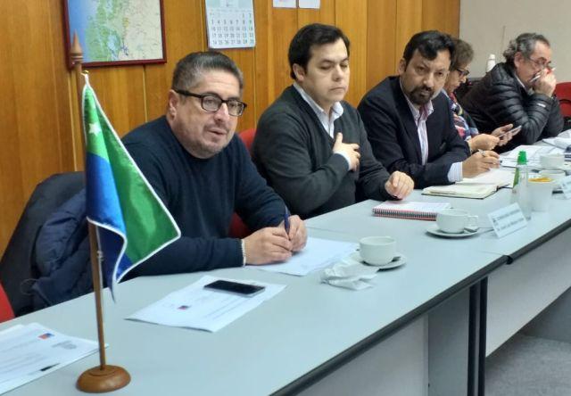 Comisión Provincial Osorno del Consejo Regional