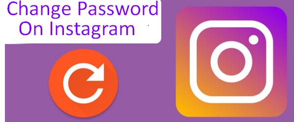 Change Password On Instagram