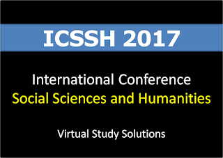 VU International Conference on Social Sciences and Humanities.
