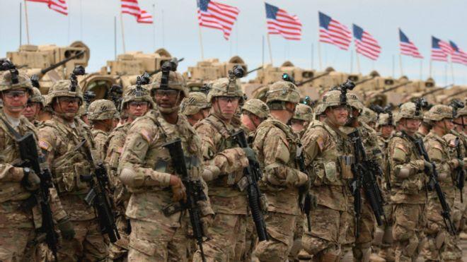 AS akan Kirim 3.000 Tentara ke Arab Saudi