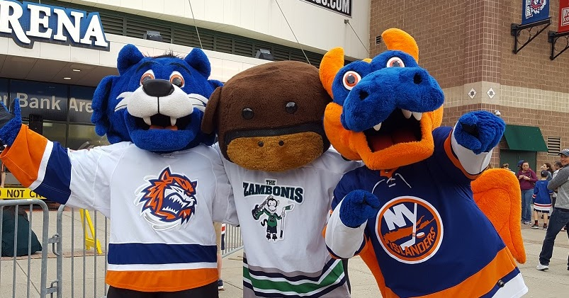 Guts Of The Ice An Exploration Of Puck Rock Hockey Core 4 The Zambonis Mascot The Hockey Monkey B A N A N A S Q A