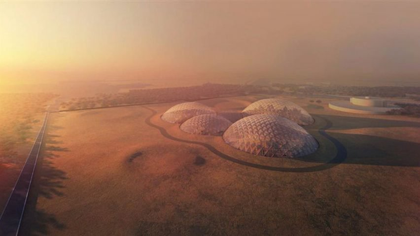 Dubai going  spend $140 million to build a city that looks just like Mars
