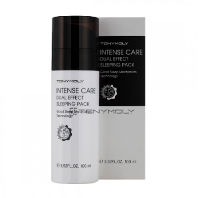 Intense Care Dual Effect Sleeping Pack de Tony Moly Review