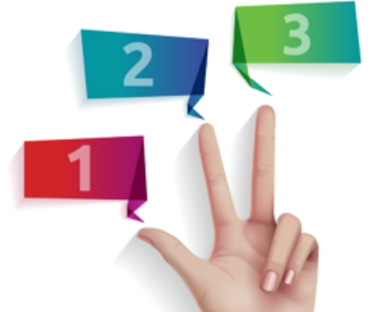 """3 """"Must Do"""" - Steps To A Happier & Healthier Day"""