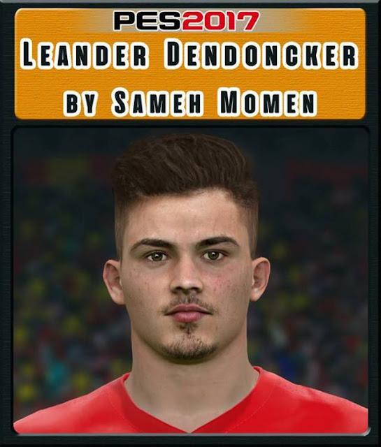 Leander Dendoncker Face PES 2017