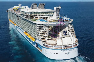 Godmother Search for Royal Caribbean's New Harmony of the Seas