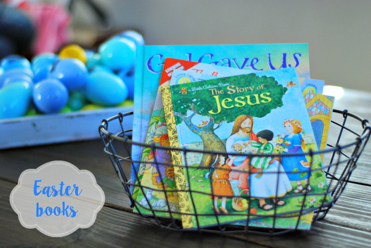 Christ centered Easter books