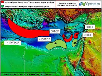Το Κυπριακό Θαύμα Βιογενούς Φυσικού Αερίου, μία Πρόκληση για την Ελλάδα.