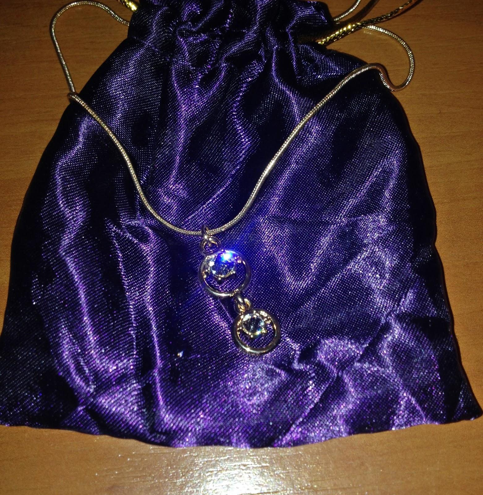 Modne ubrania Secrets in my heart: Biżuteria Avon i Yves Rocher VK71
