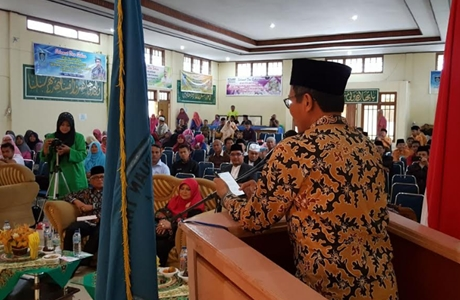 Gubernur Irwan Prayitno: Thawalib Harus Bangkit Lagi