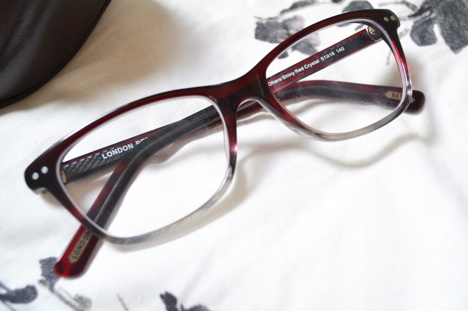 glasses direct home trial london retro ohara