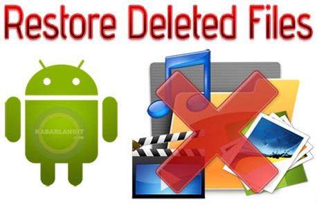 Cara Mudah Mengembalikan File yang Terhapus di Hp Android Tanpa Root