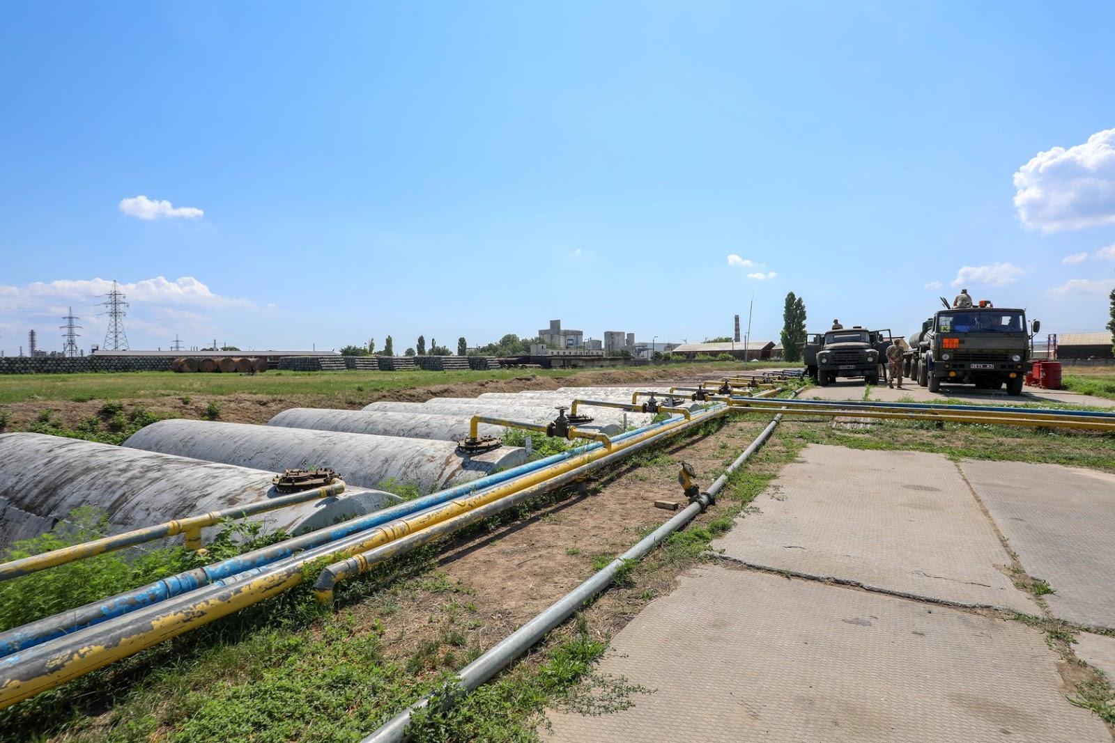 Міністр покарав винних у розкраданні палива