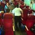 Conductor De Tren Corre Por El Pasillo Para Advertir Que Chocarán