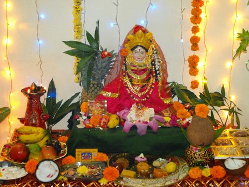 Varalakshmi Vratam - GIRI Trading Agency