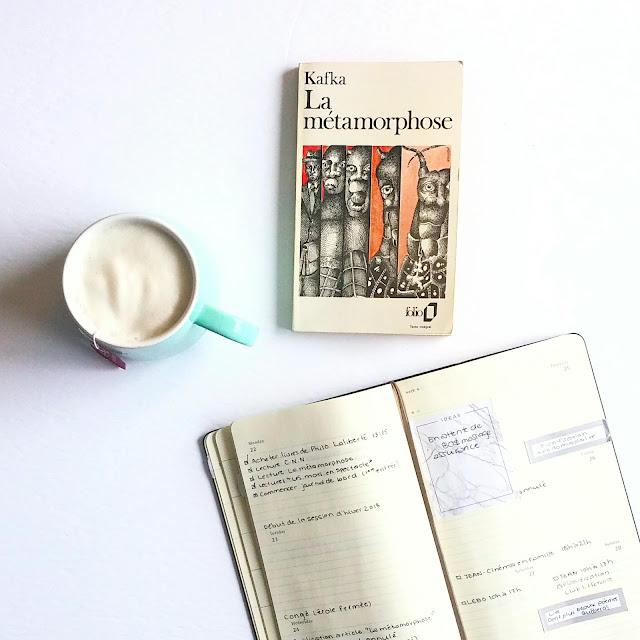 Kafka La métamorphose