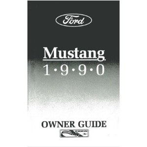 ford mustang owners manual blog reviews