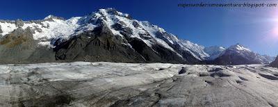Glaciar Tasman