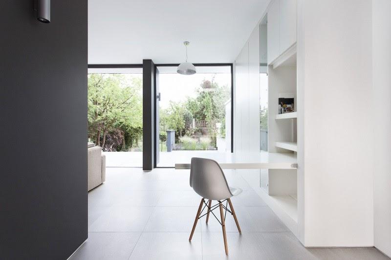 minha casa Arquitetura Moderna Com Interior Elegante
